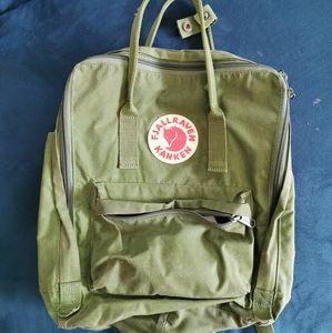 Fjall Raven backpack
